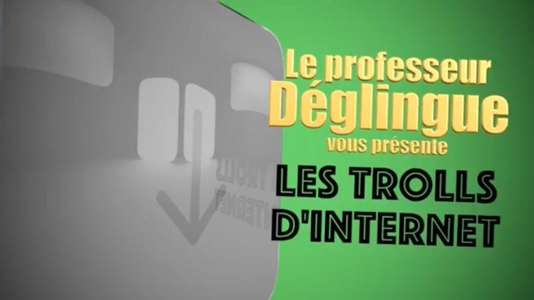 ⭐️ Le professeur Déglingue ⭐️ épisode pilote ⭐️ 'Les trolls d'internet' ⭐️