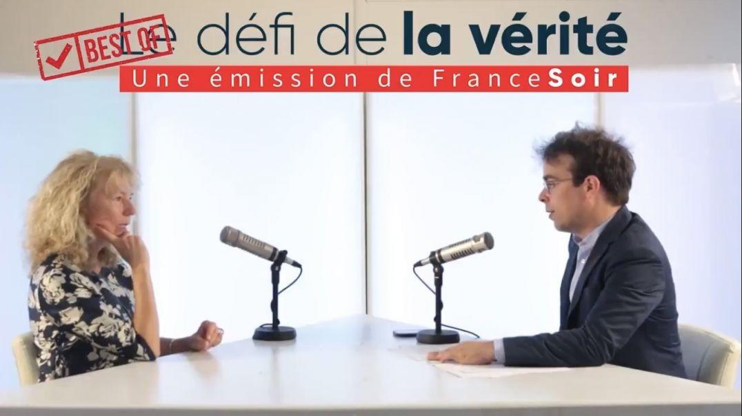 """""""Si on ne retrouve pas nos libertés en France, je pense que l'avenir de notre pays est très som"""