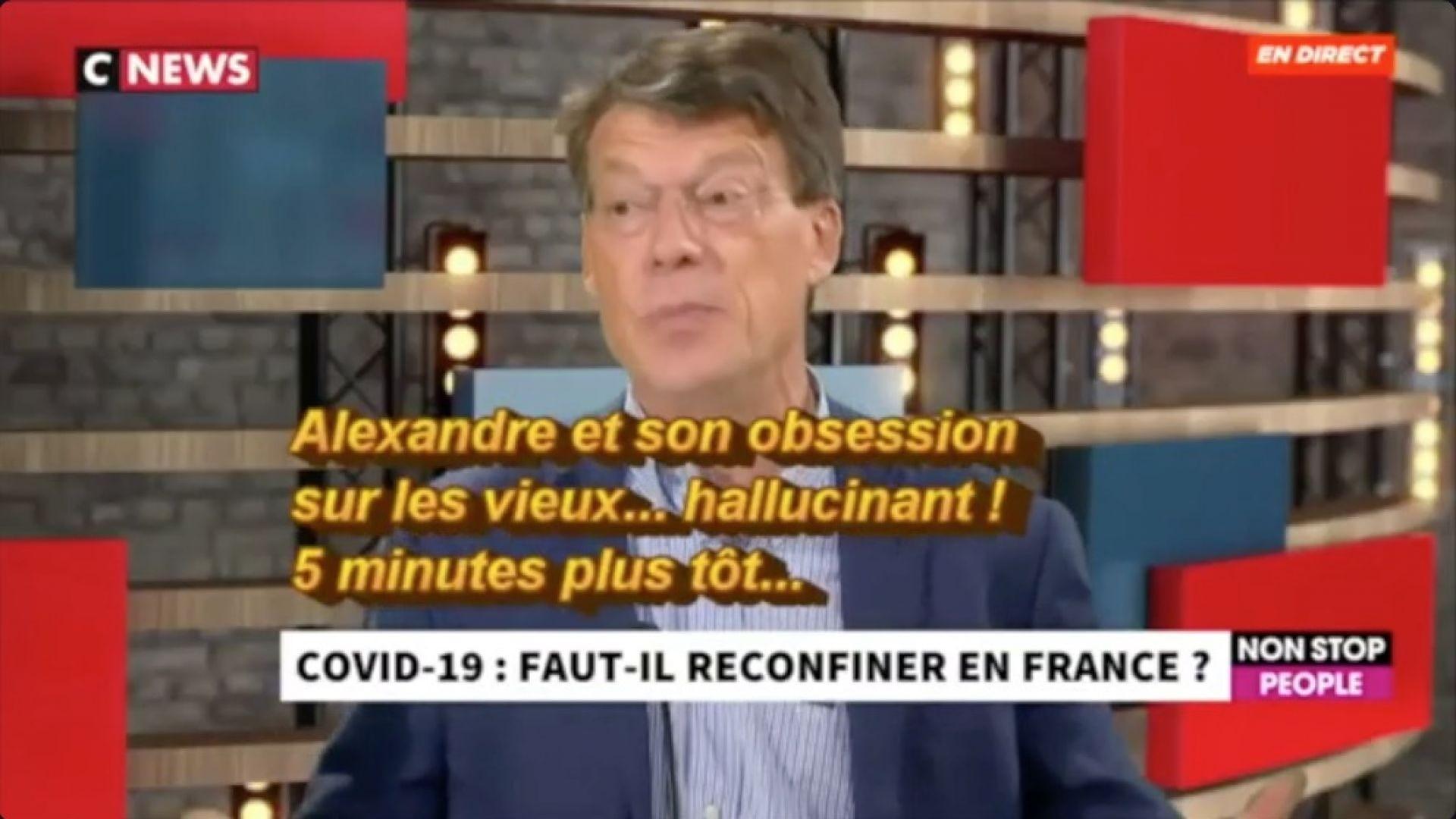 Le Dr Laurent Alexandre est un criminel