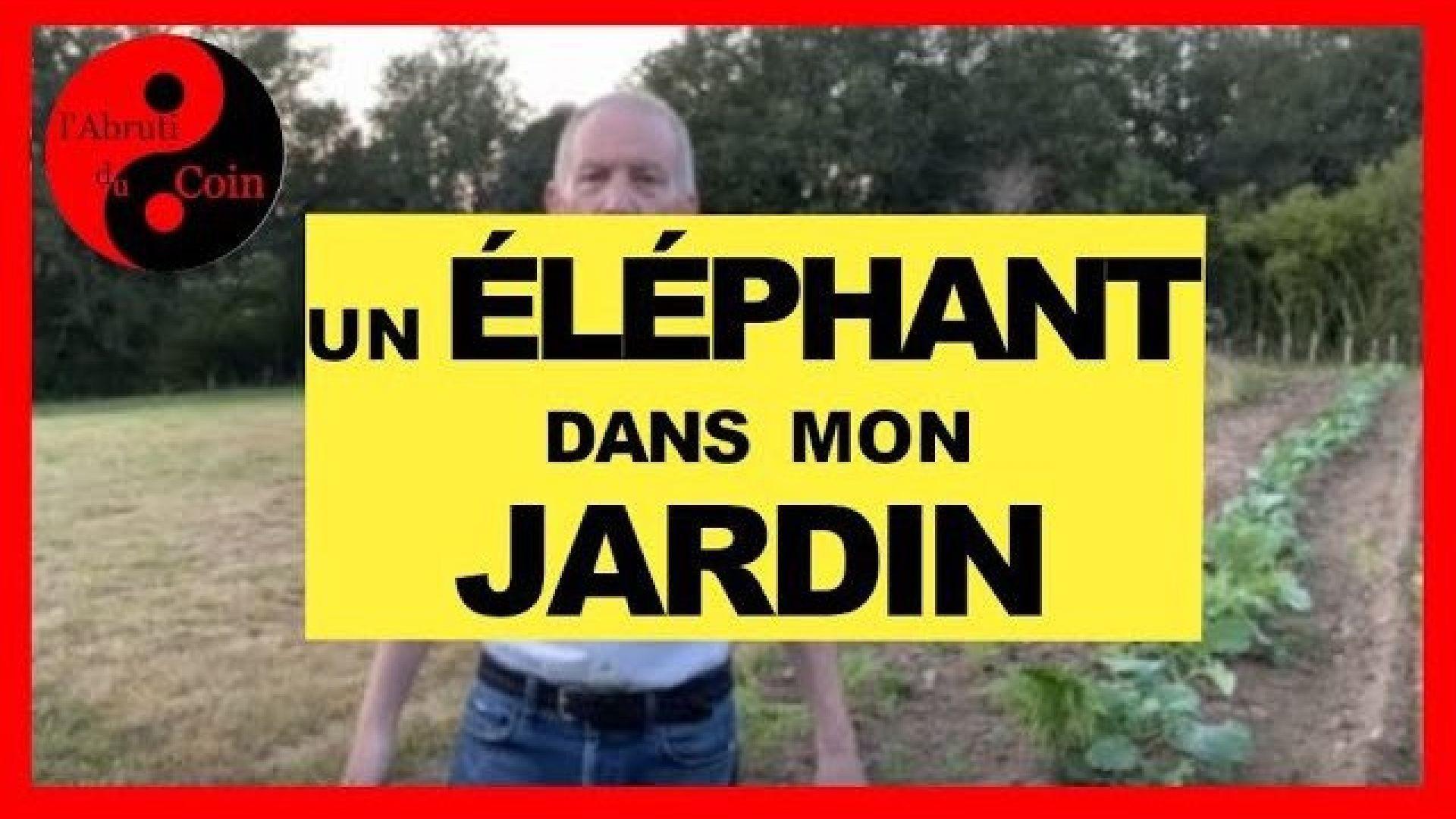 Xavier-Louis de Izarra : L'Éléphant, la Plaie du Jardinier