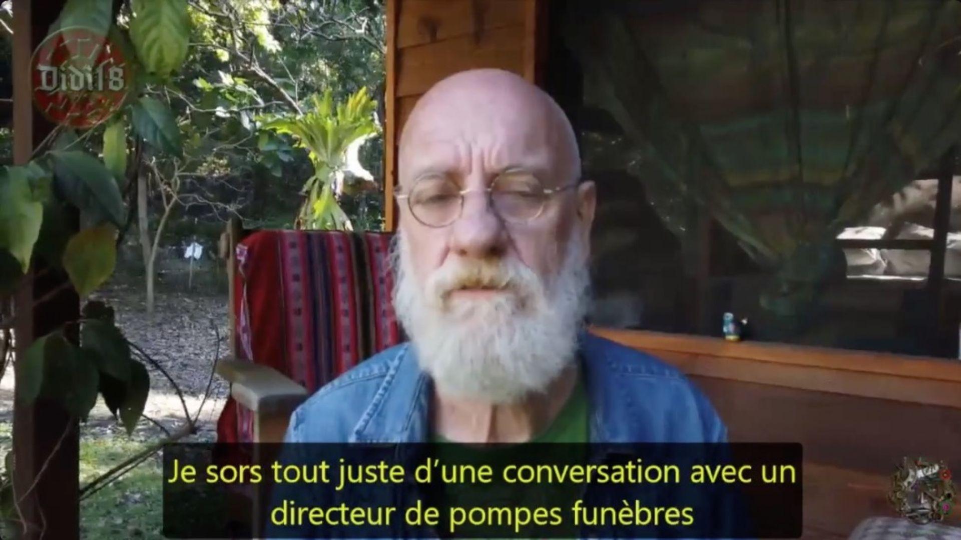 COVID : Un Directeur Des Pompes Funèbres Témoigne